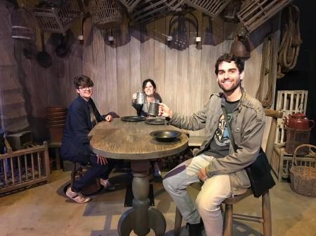 Harry Potter studios tour, London   Descubriendo el mundo con Anna16