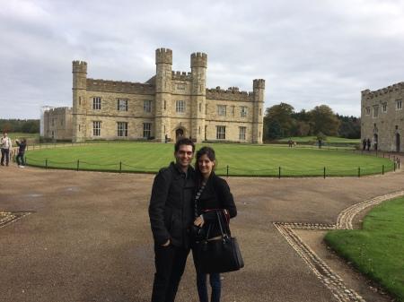 Leeds Castle Garden, Kent   Descubriendo el mundo con Anna6