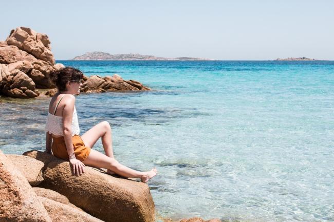 Spiaggia Capriccioli, Sardinia | Descubriendo el mundo con Anna4