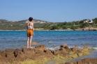 Spiaggia Grande Pevero, Sardinia   Descubriendo el mundo con Anna1