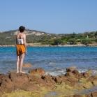 Spiaggia Grande Pevero, Sardinia | Descubriendo el mundo con Anna1